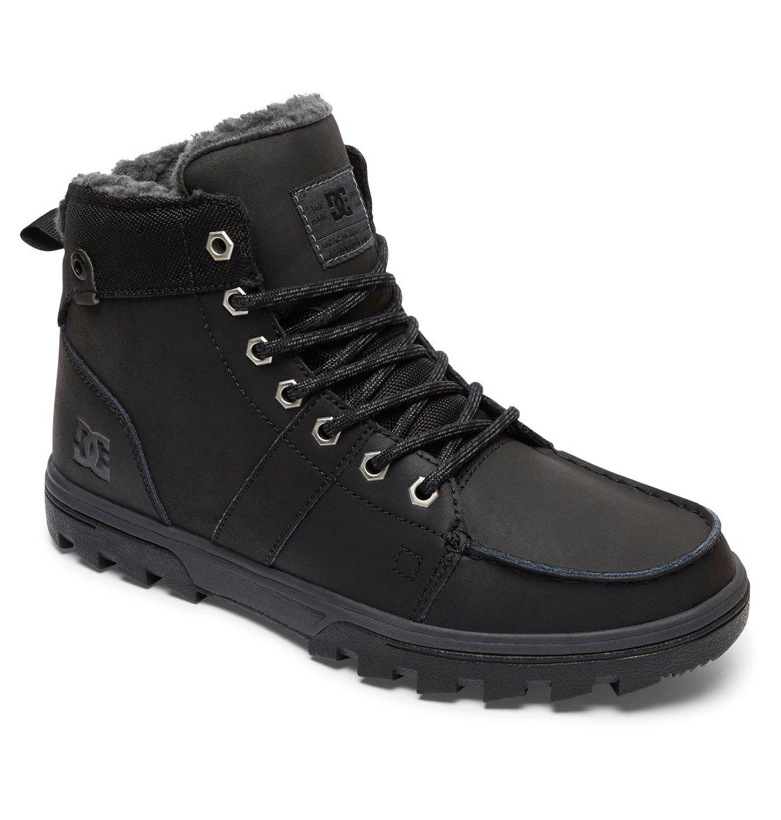 DC Shoes™ Men's Woodland Winter Boots 303241 | eBay