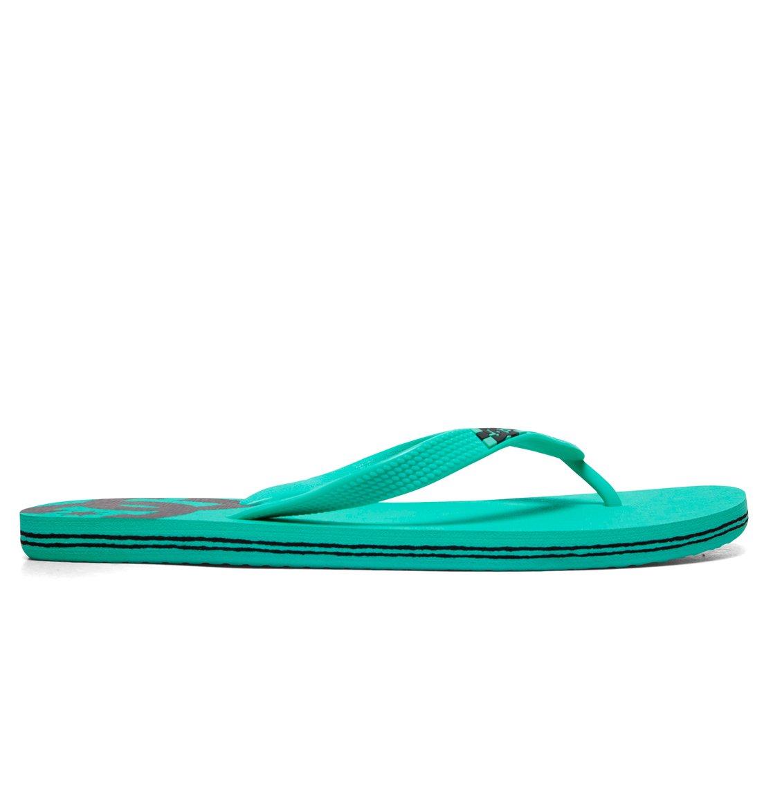 9857caa861a94 1 Spray - Flip-Flops for Men Blue 303272 DC Shoes