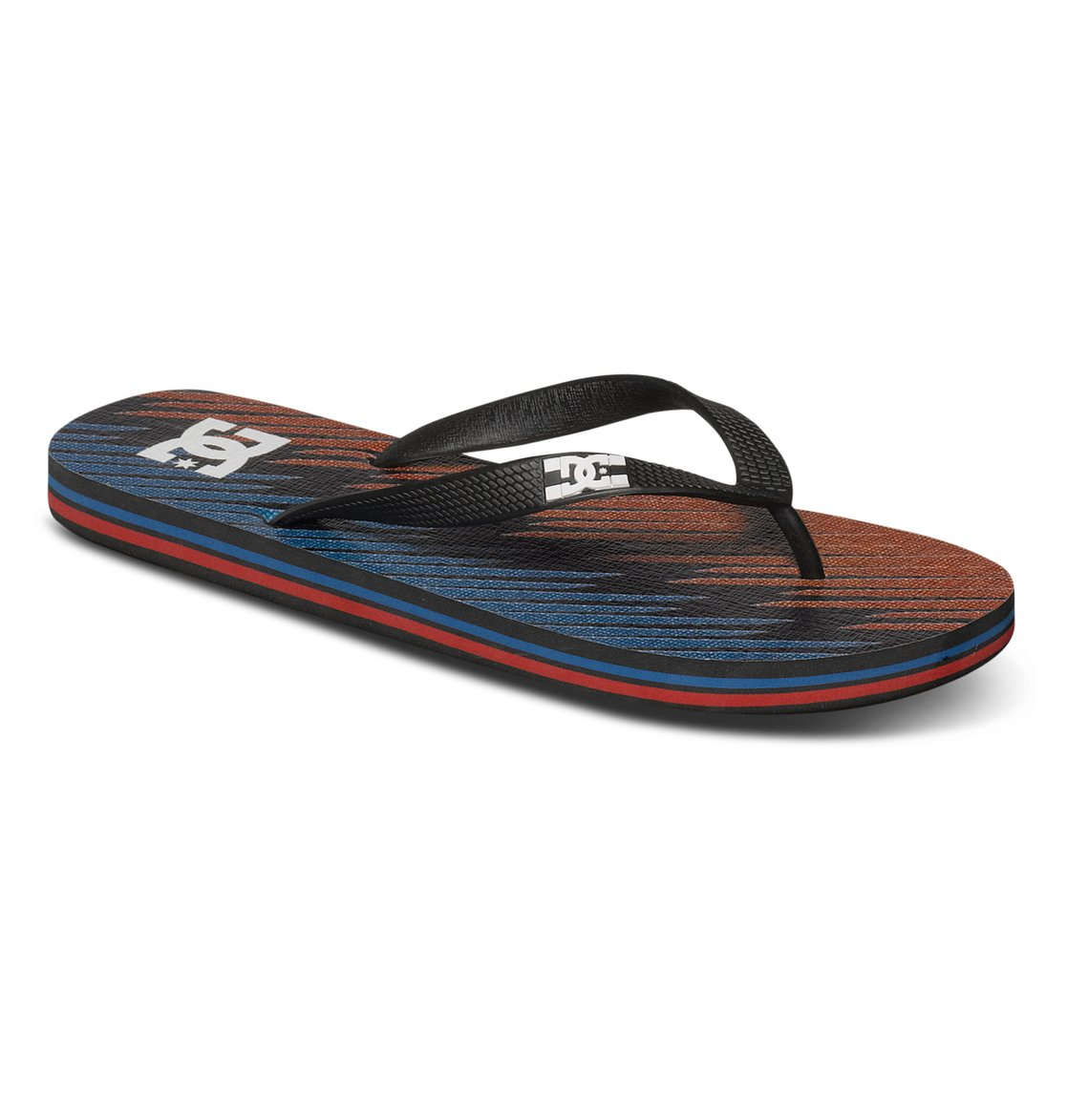 8e8da89fea353 0 Spray Graffik Flip flops 303276 DC Shoes