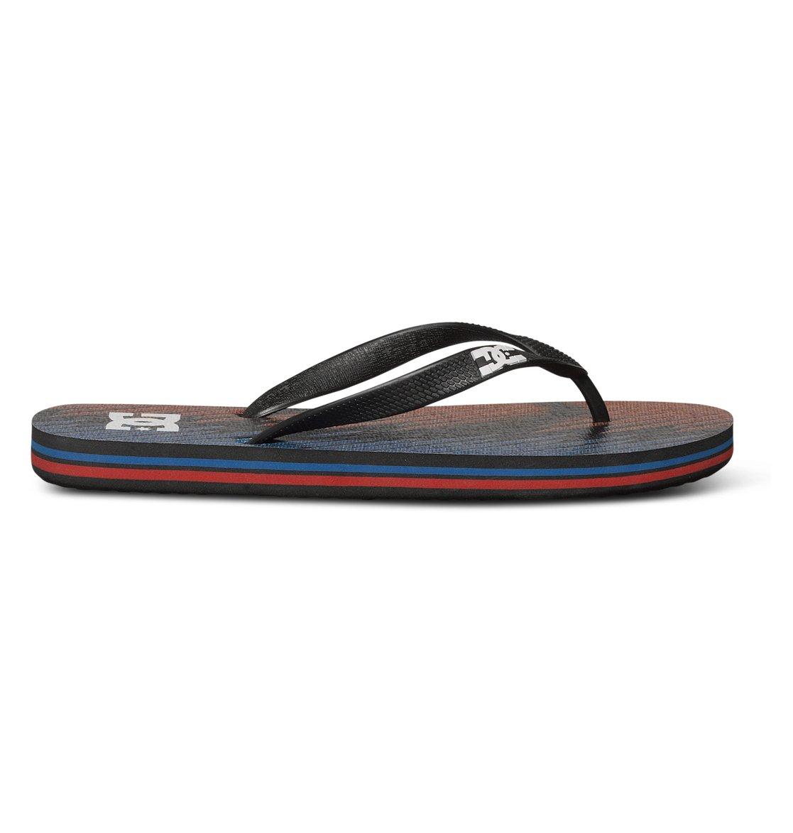 1a1416f1bfe7c 1 Spray Graffik Flip flops 303276 DC Shoes
