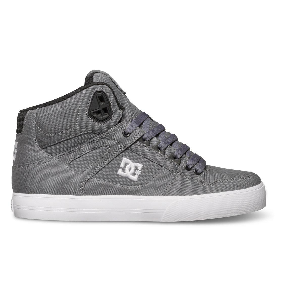 Chaussures Pure Se Black/Grey- DC Shoes