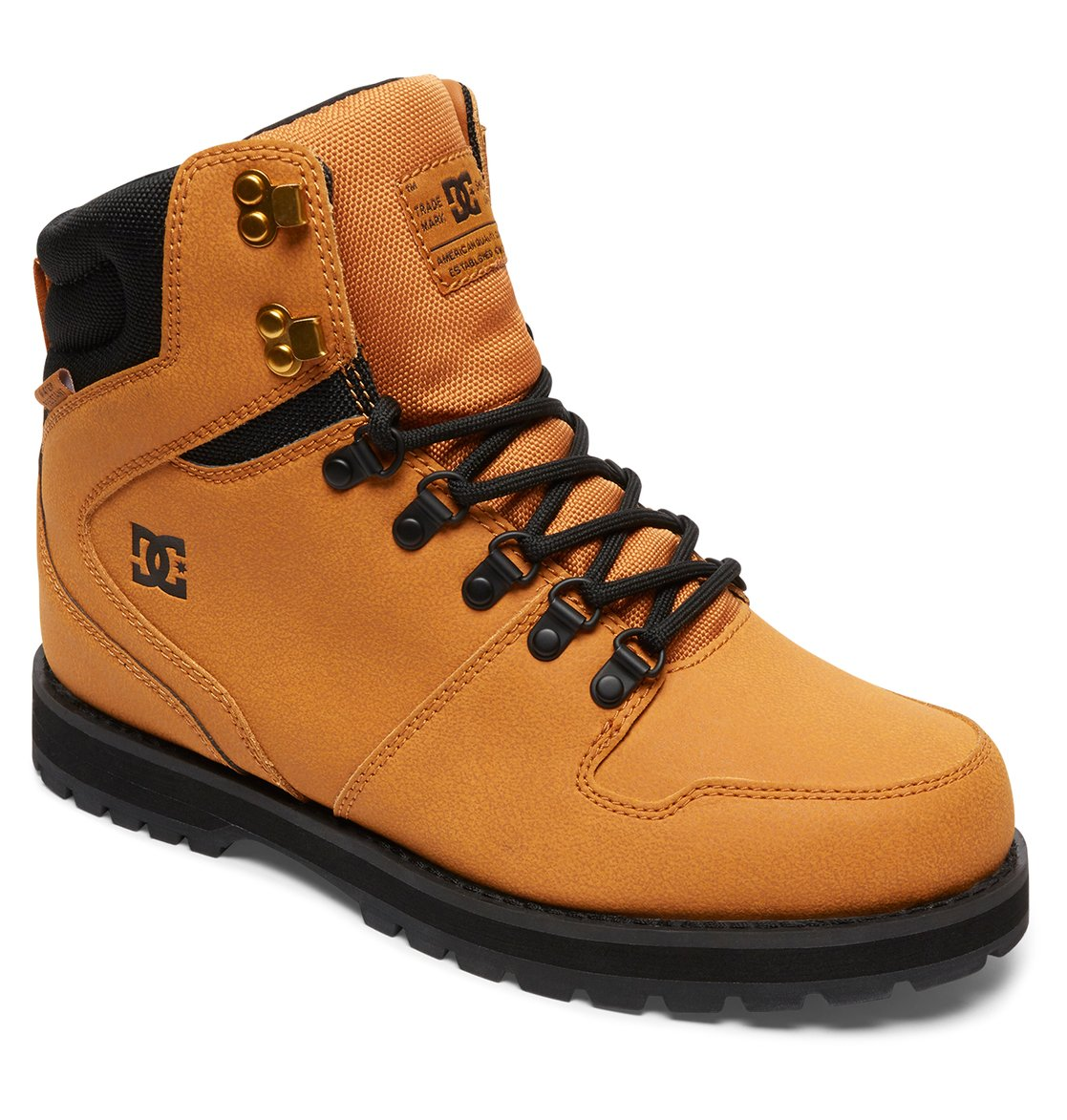 dc shoes peary winter boots for 320395 ebay