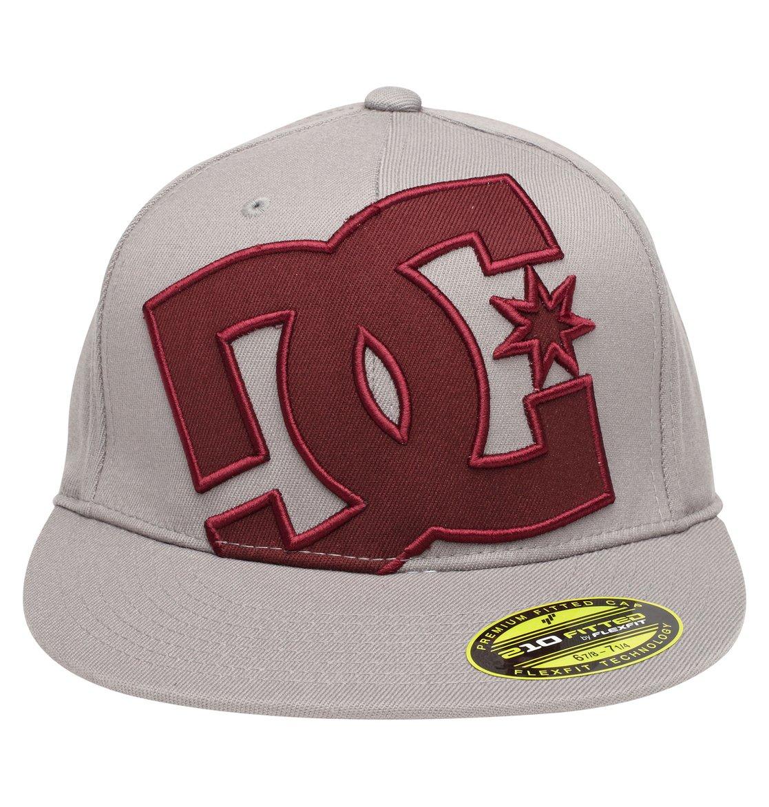 0 Men s Ya Heard 210 Flex Fit Hat 51300103 DC Shoes 010726c84a89