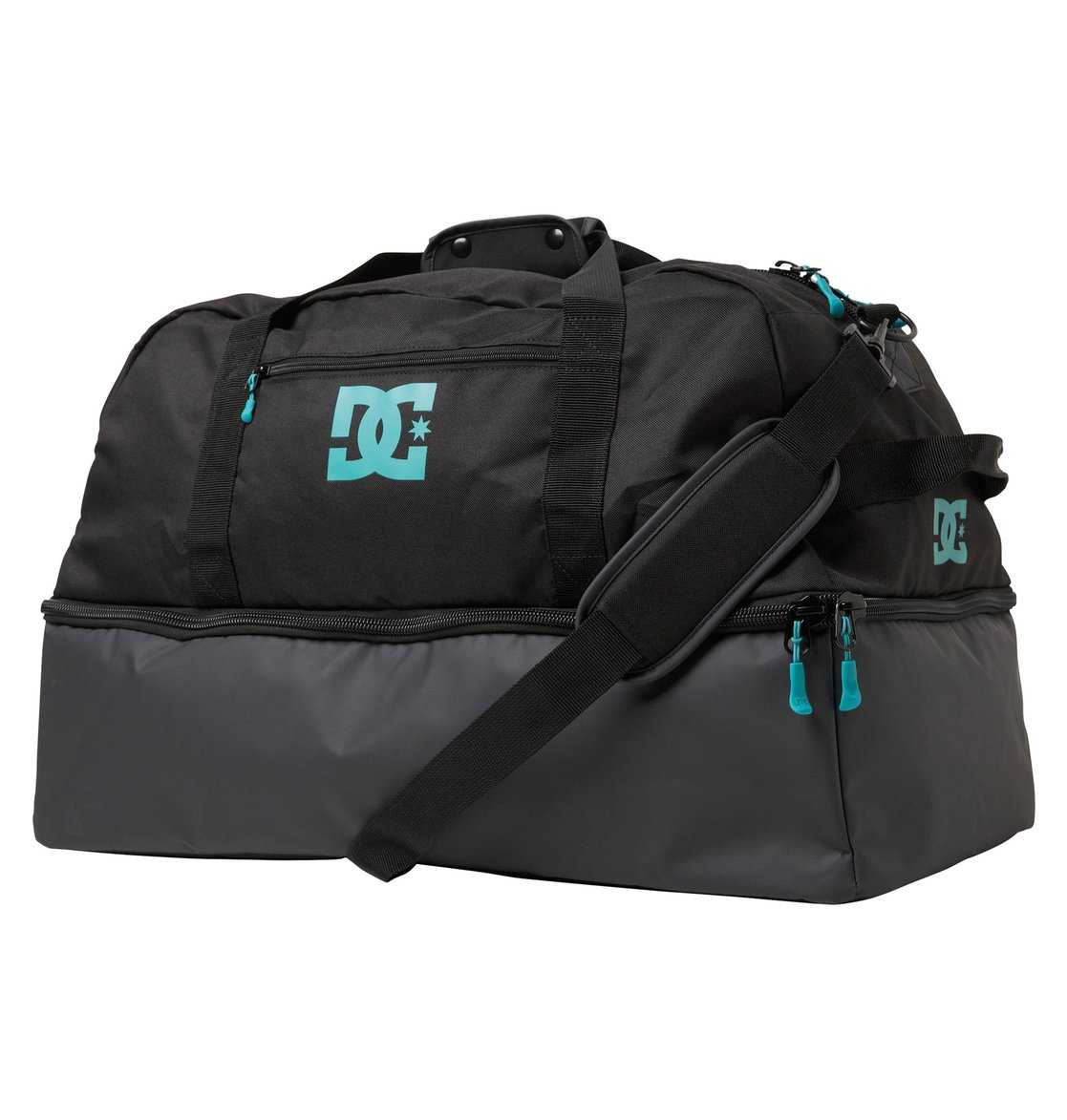 0 Men S Expresser Duffle Bag 54360037 Dc Shoes