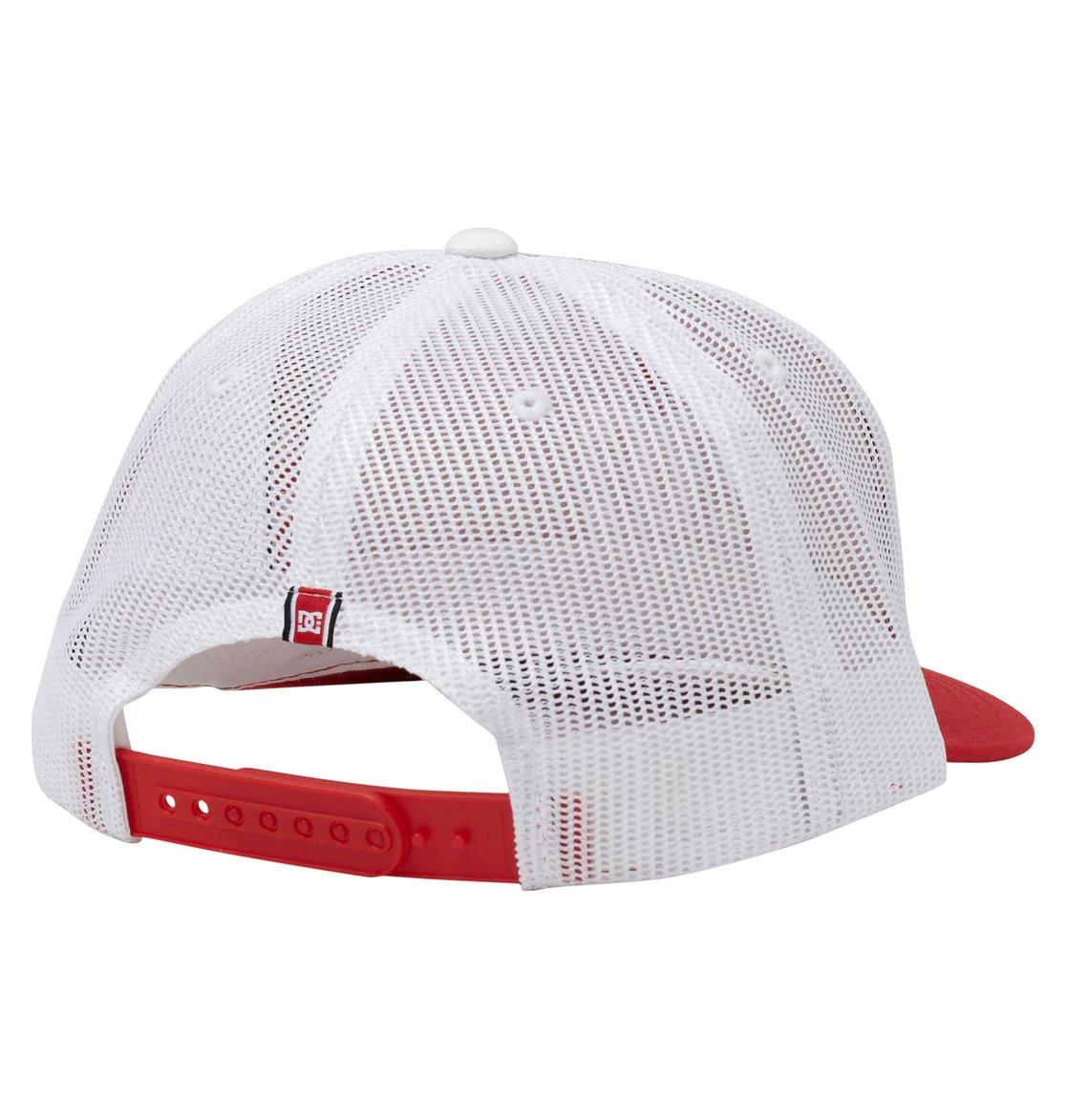 1 Men s Rob Dyrdek USA Trucker Hat 55300231 DC Shoes 45989ff18891