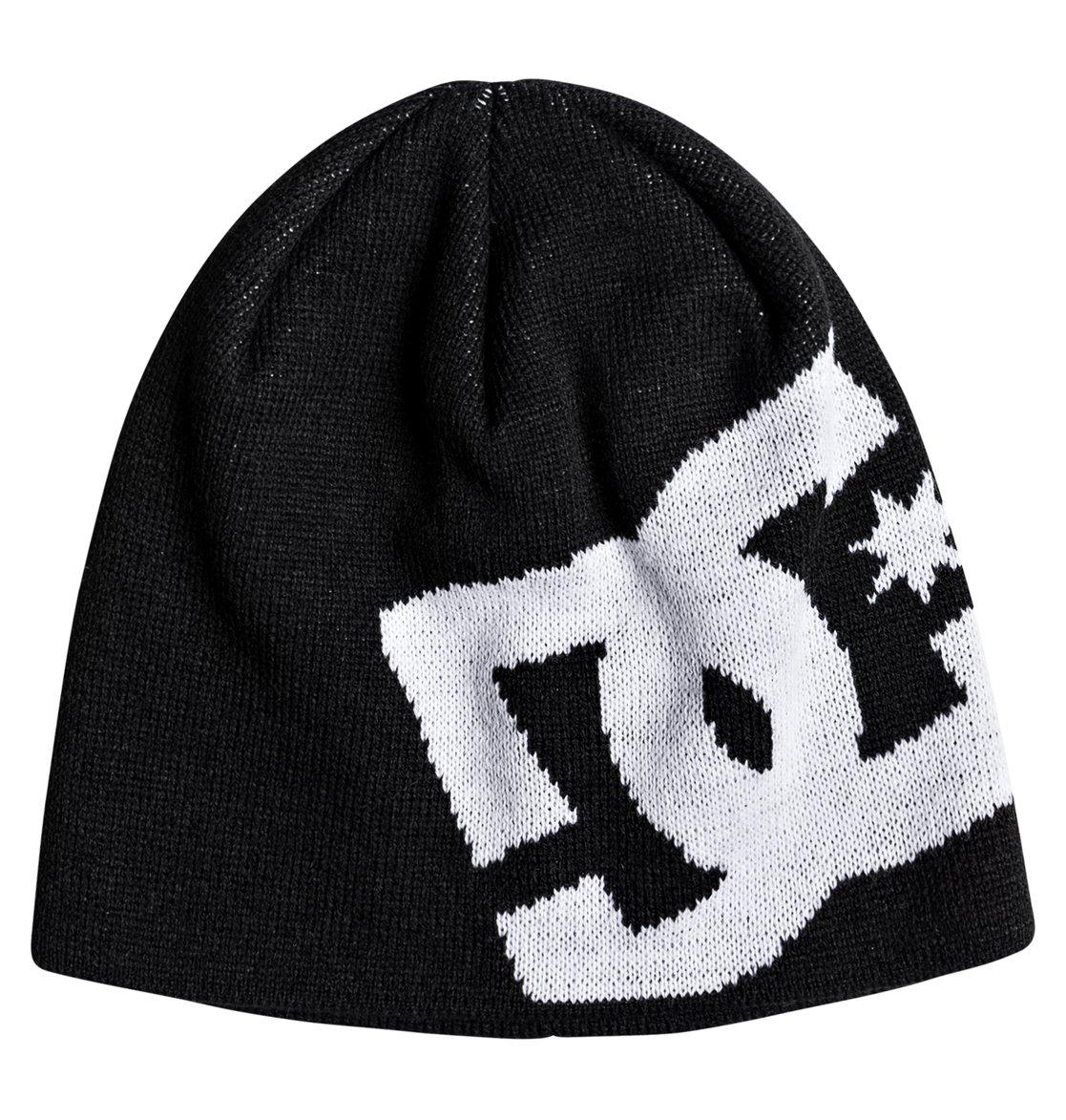 1 Big Star - Beanie for Boys 8-16 Black 73310007 DC Shoes 5fabdeb97b6