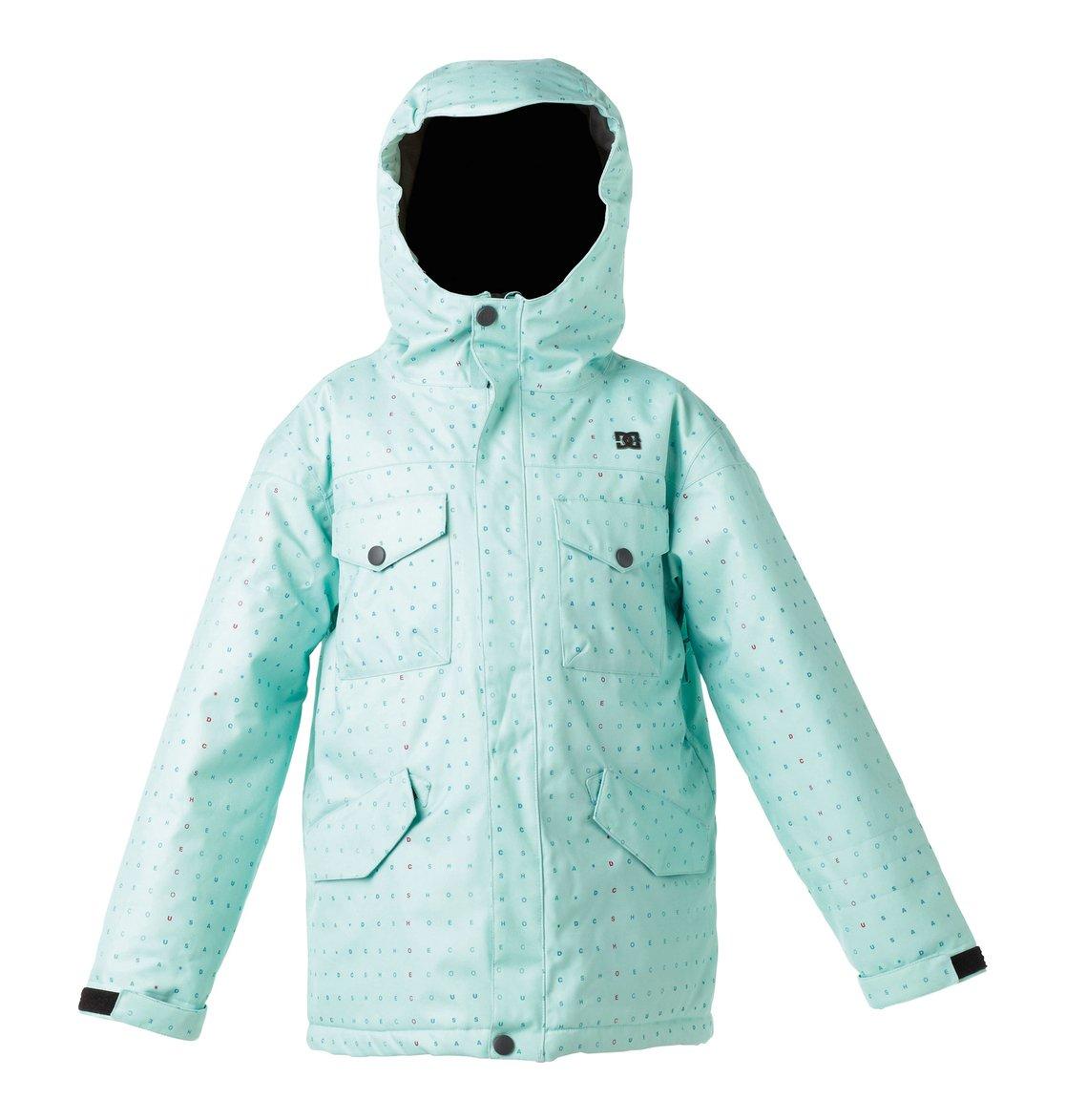 0 Girls Arcadia Snowboard Jacket 74641036 DC Shoes 5721470569ea