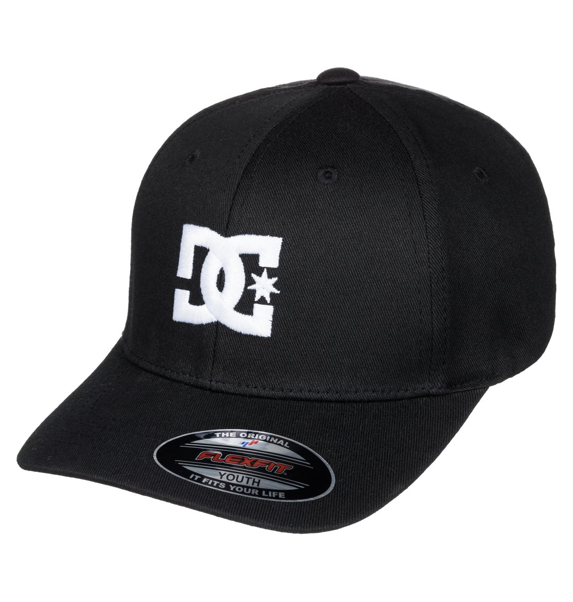 0 Cap Star 2 - Gorra Flexfit para Chicos 8-16 ADBHA03026 DC Shoes f5e29900ece