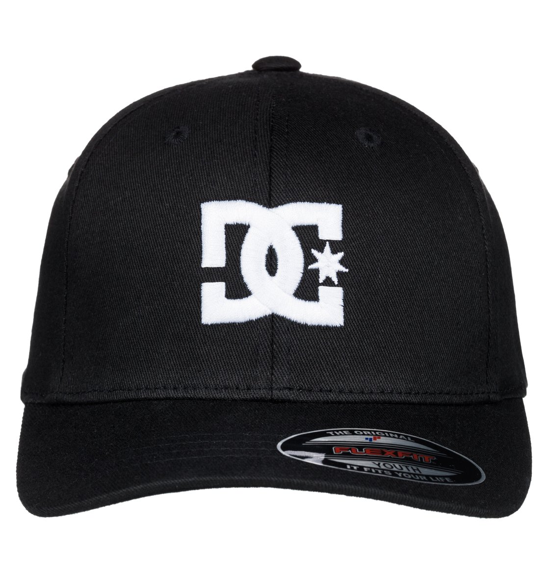1 Cap Star 2 - Gorra Flexfit para Chicos 8-16 ADBHA03026 DC Shoes 40aa721873f