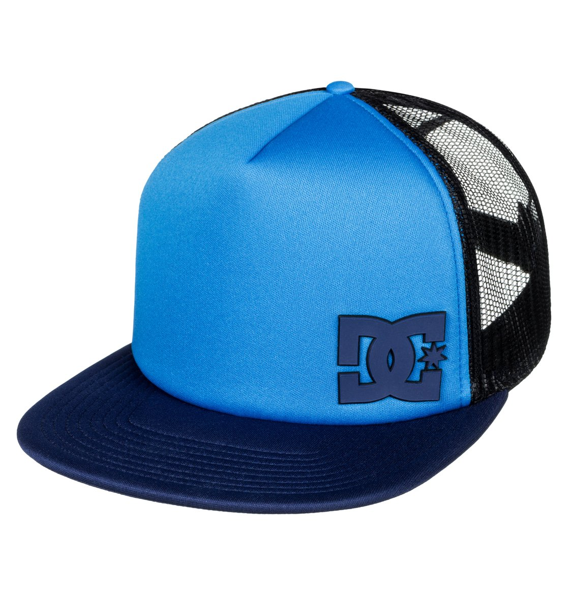 0 Madglads - Cappellino Trucker Blue ADBHA03048 DC Shoes d45e82ad1429