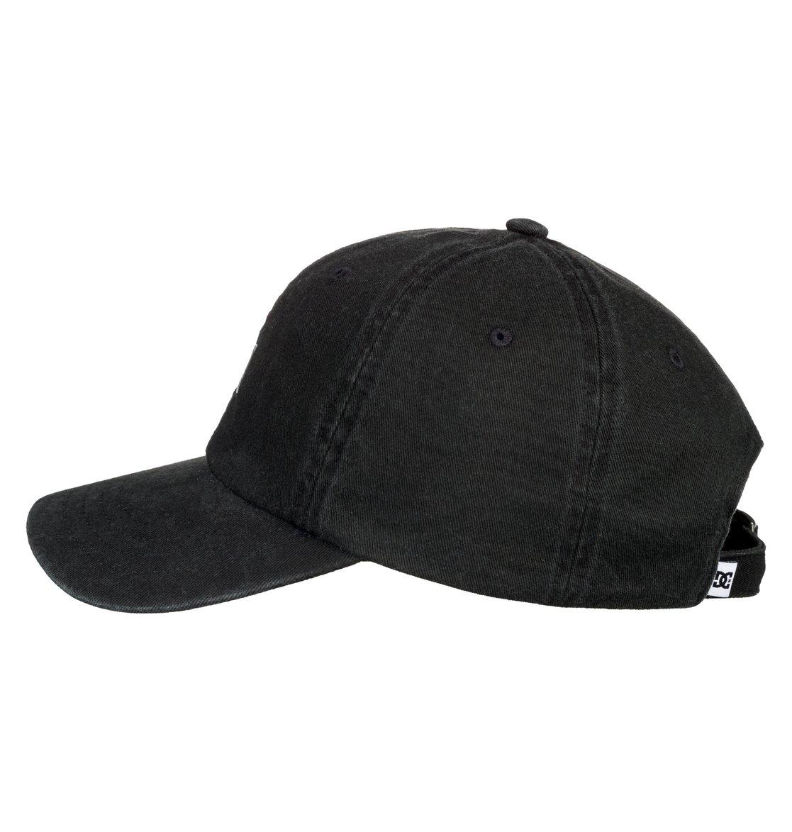 1 Uncle Fred - Cappello Dad da Ragazzo 8-16 Black ADBHA03072 DC Shoes 9ef523b7365d