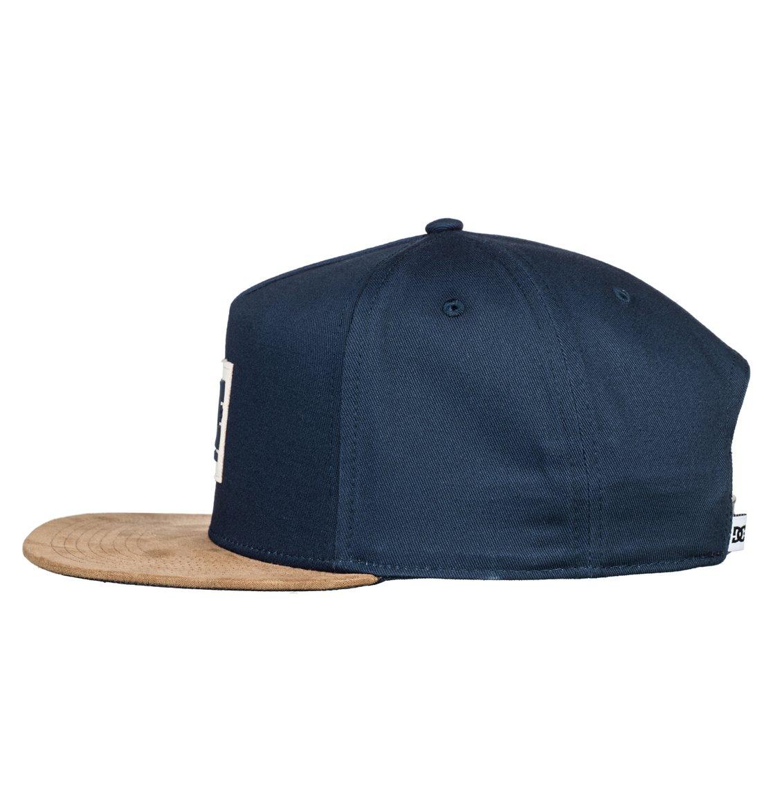 1 Dacks - Cappellino snapback da Ragazzo 8-16 Blue ADBHA03075 DC Shoes 4139857f86b3