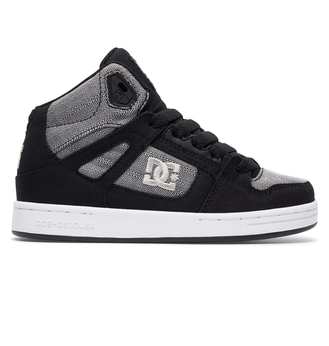 0 Kid s Rebound TX SE High Top Shoes ADBS100071 DC Shoes 39873ee067c