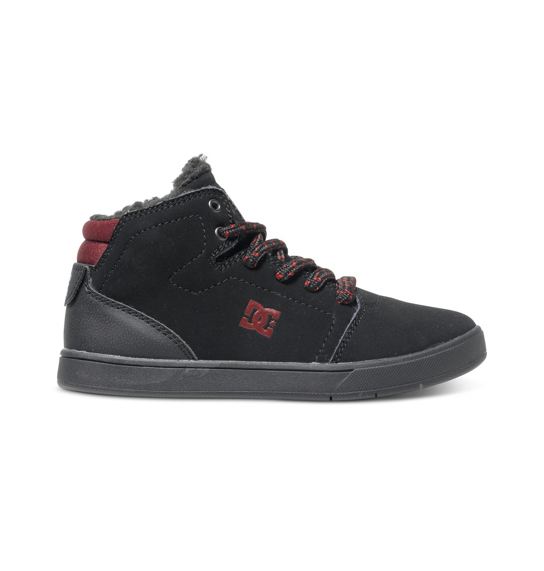 0 Zapatillas altas Crisis WNT - niño ADBS100116 DC Shoes 838c44756b3