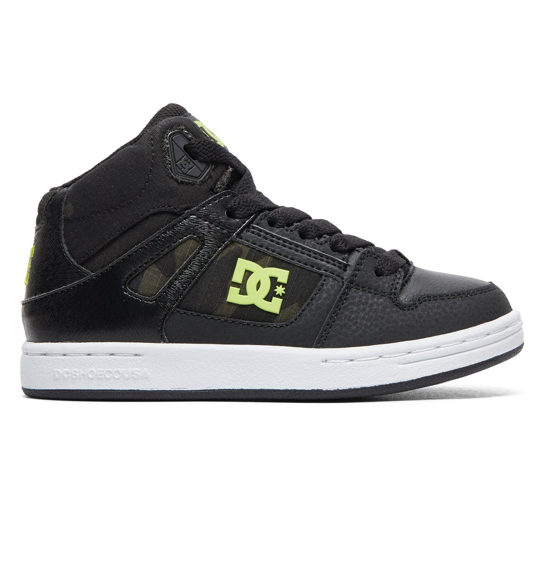 Pure SE - Chaussures montantes - Noir - DC Shoes hP3Fpm
