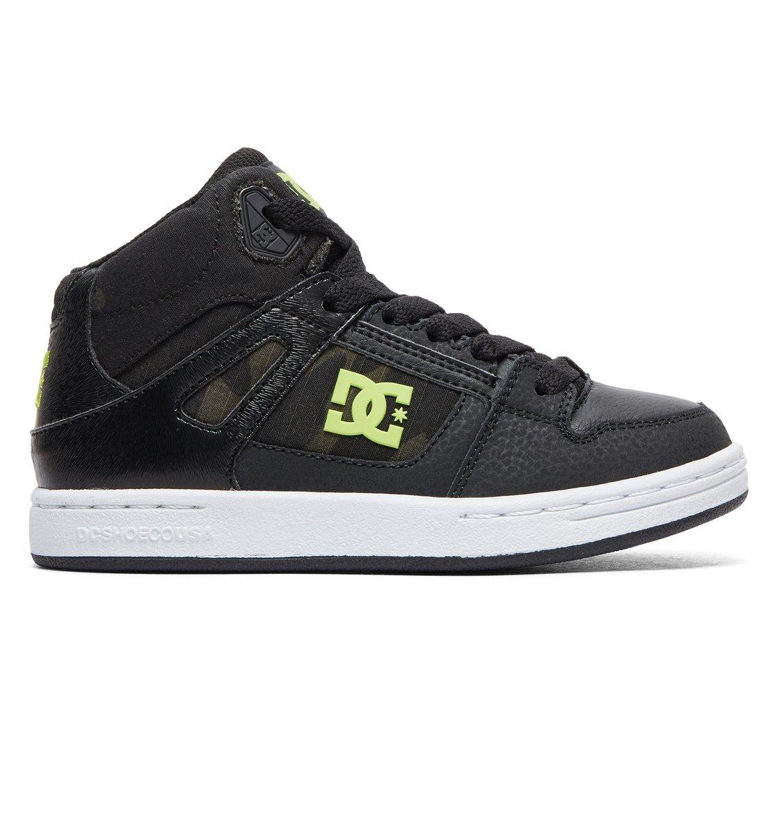 Pure SE - Chaussures montantes - Noir - DC Shoes