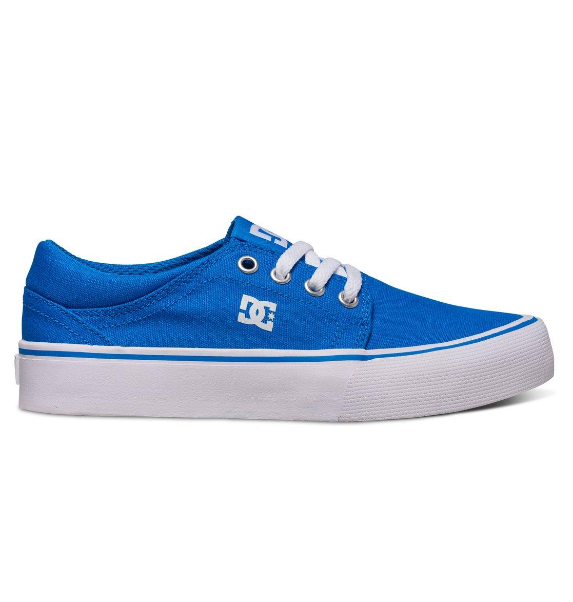 DC Shoes TRASE TX Kids Azul zlWlkO8AW