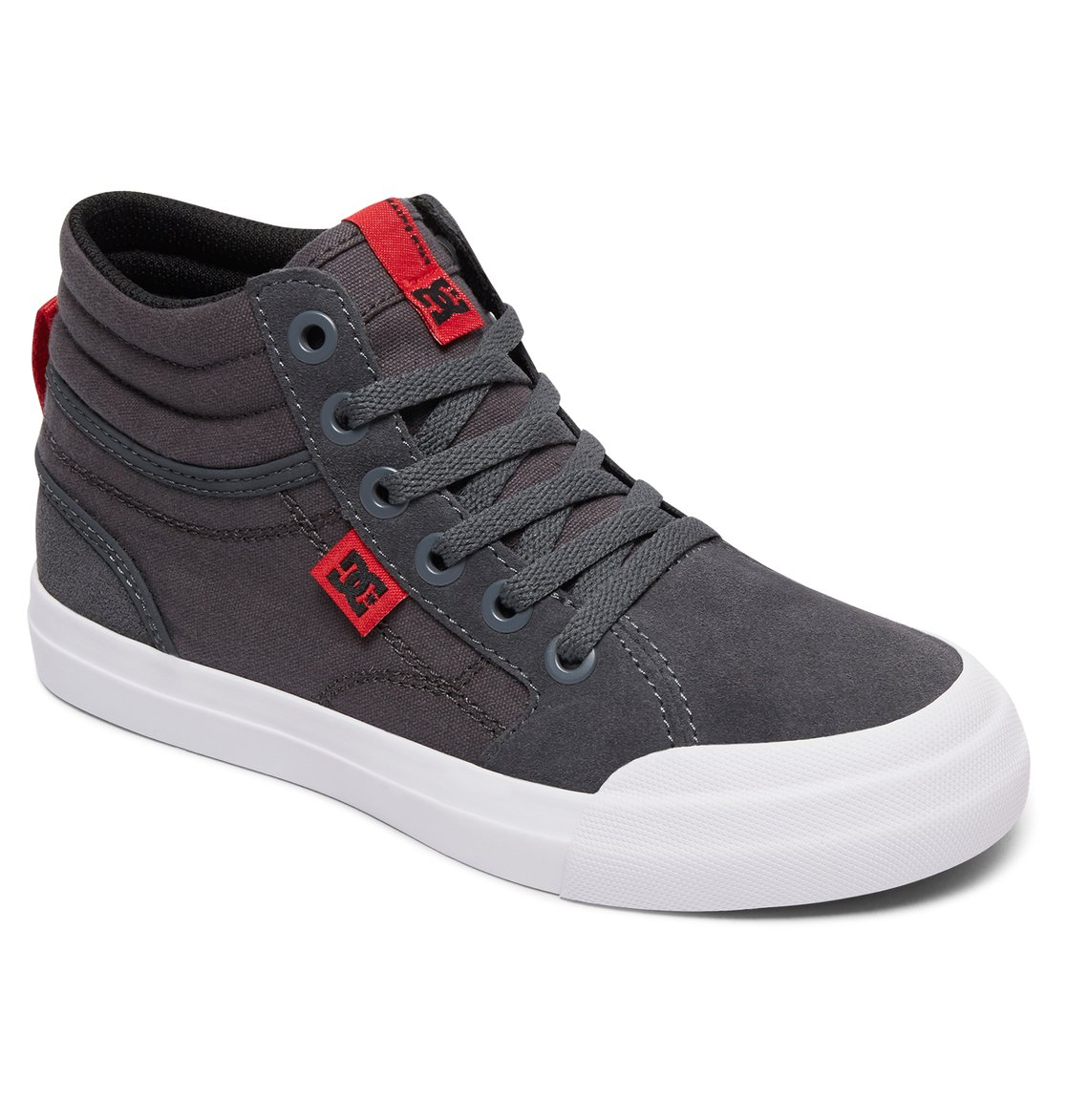 Dc High Top Shoes For Boys