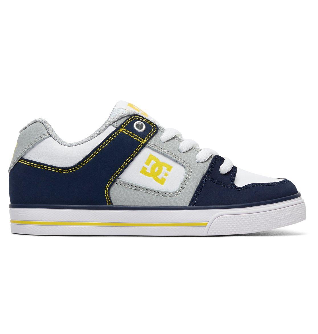 DC Shoes Pure - Shoes - Schuhe - Jungen - EU 30 - Blau 3mFe9