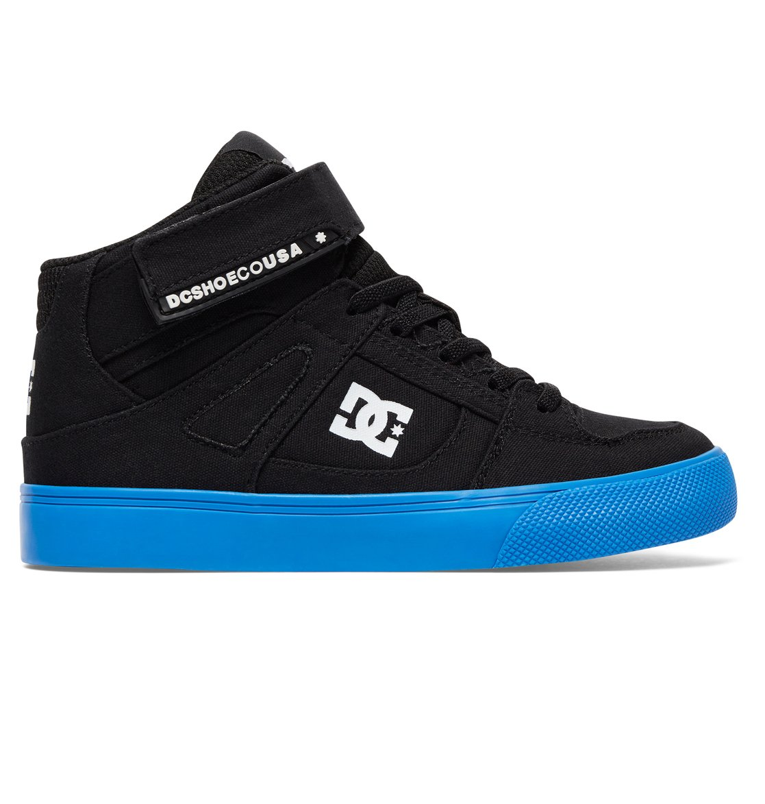 DC Shoes SPARTAN HIGH EV B Negro 2YQiAe