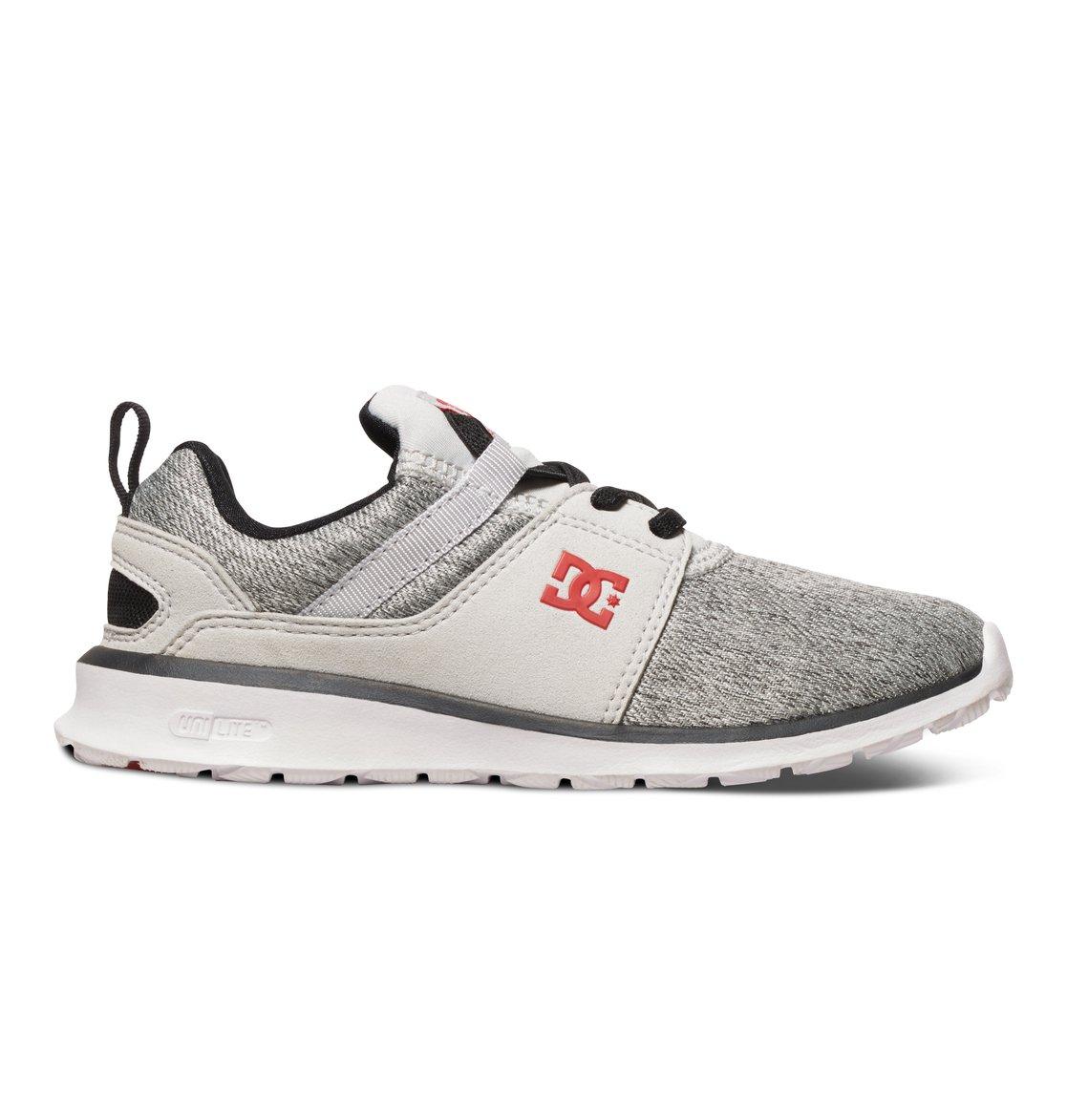 DC Shoes Schuhe »Heathrow TX SE«, grau, Grey/grey/grey