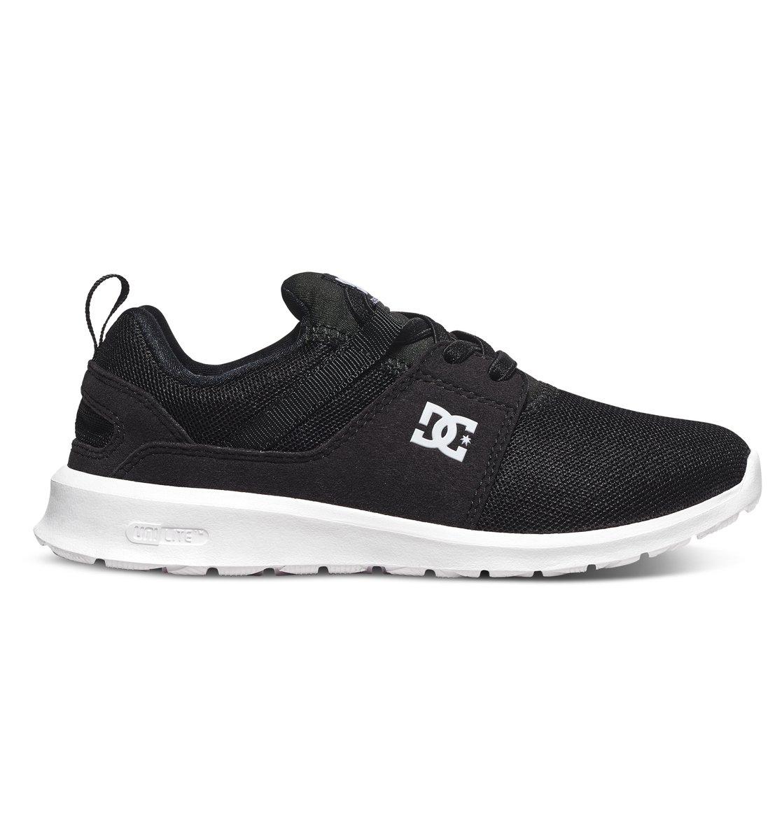 0 Heathrow - Elastic-Laced Shoes for Boys Black ADBS700047 DC Shoes fc2104b1713fb
