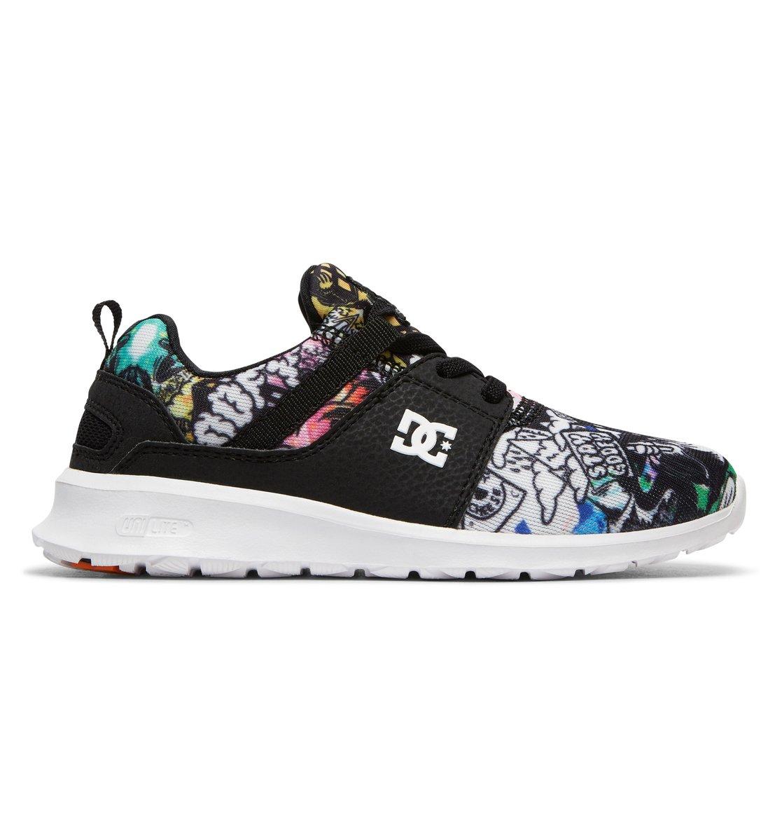 DC Shoes Heathrow - Shoes - Schuhe - Jungen - EU 32.5 - Schwarz J1Hq5z