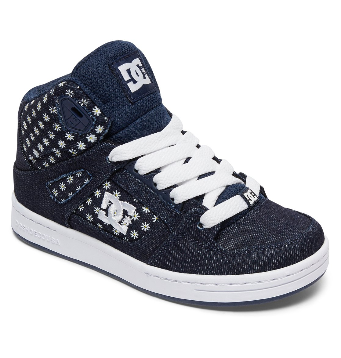 Baskets montantes DC shoes Rebound SE 5NdM2mYDSB