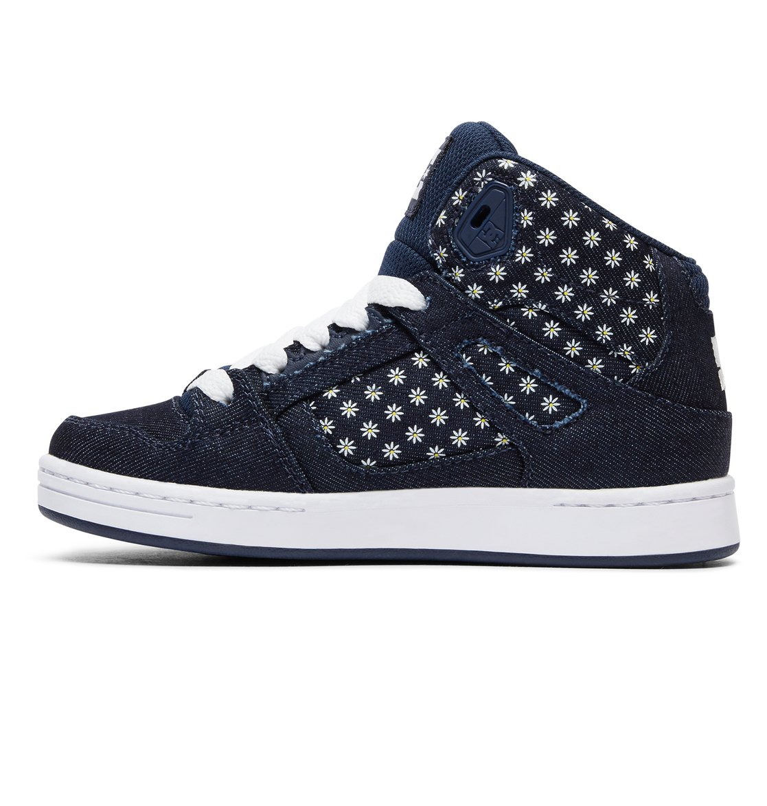 2 Rebound TX SE - High-Top Shoes for Girls ADGS100071 DC Shoes 76452ae08dc