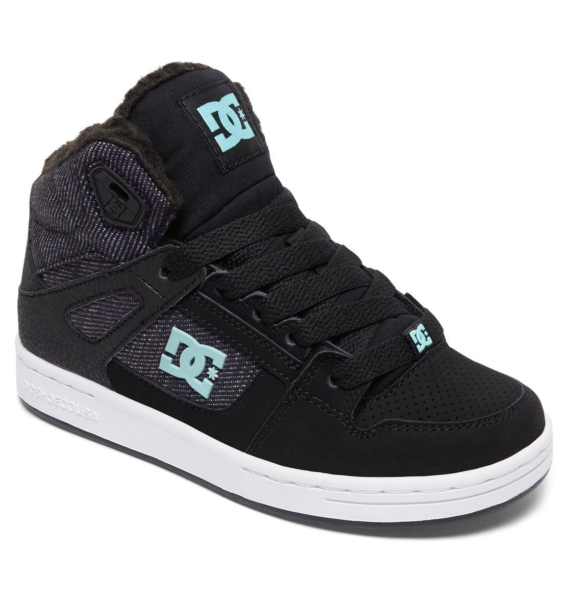 Fille D'hiver Shoes Chaussures Pour Dc Rebound Hautes Adgs100075 Wnt zgxvqpqR