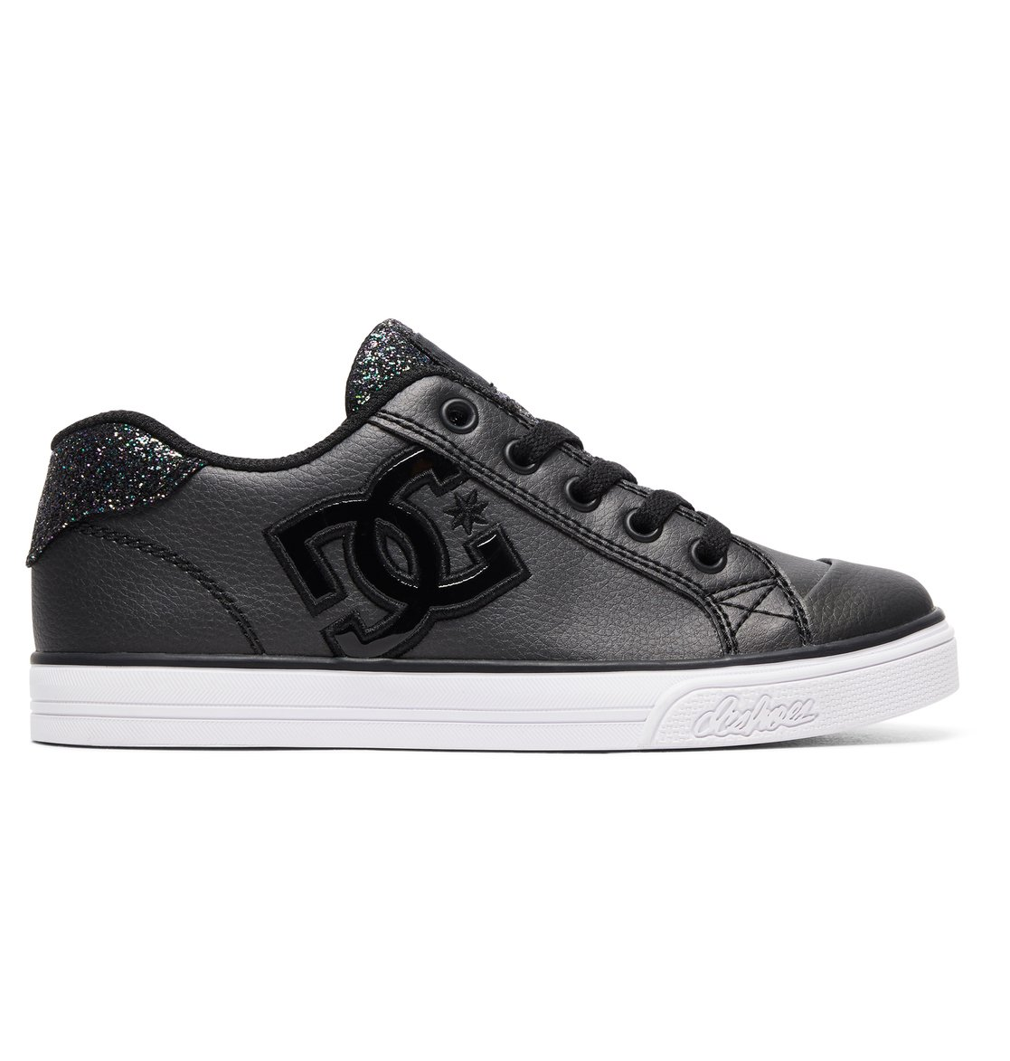 0 Chelsea SE - Zapatos para Chicas Negro ADGS300042 DC Shoes be5e2d6f8080