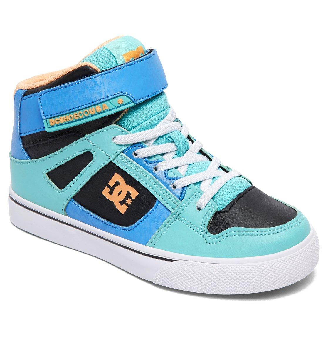 6a3def20c32f DC Shoes™ Girl s 8-16 Pure High EV High-Top Shoes ADGS300092
