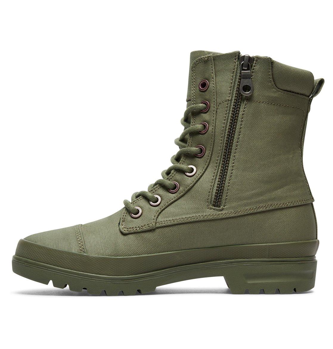 Femme à Shoes DC pour Amnesti Bottes ADJB300009 lacets TX w6EPq1qxX