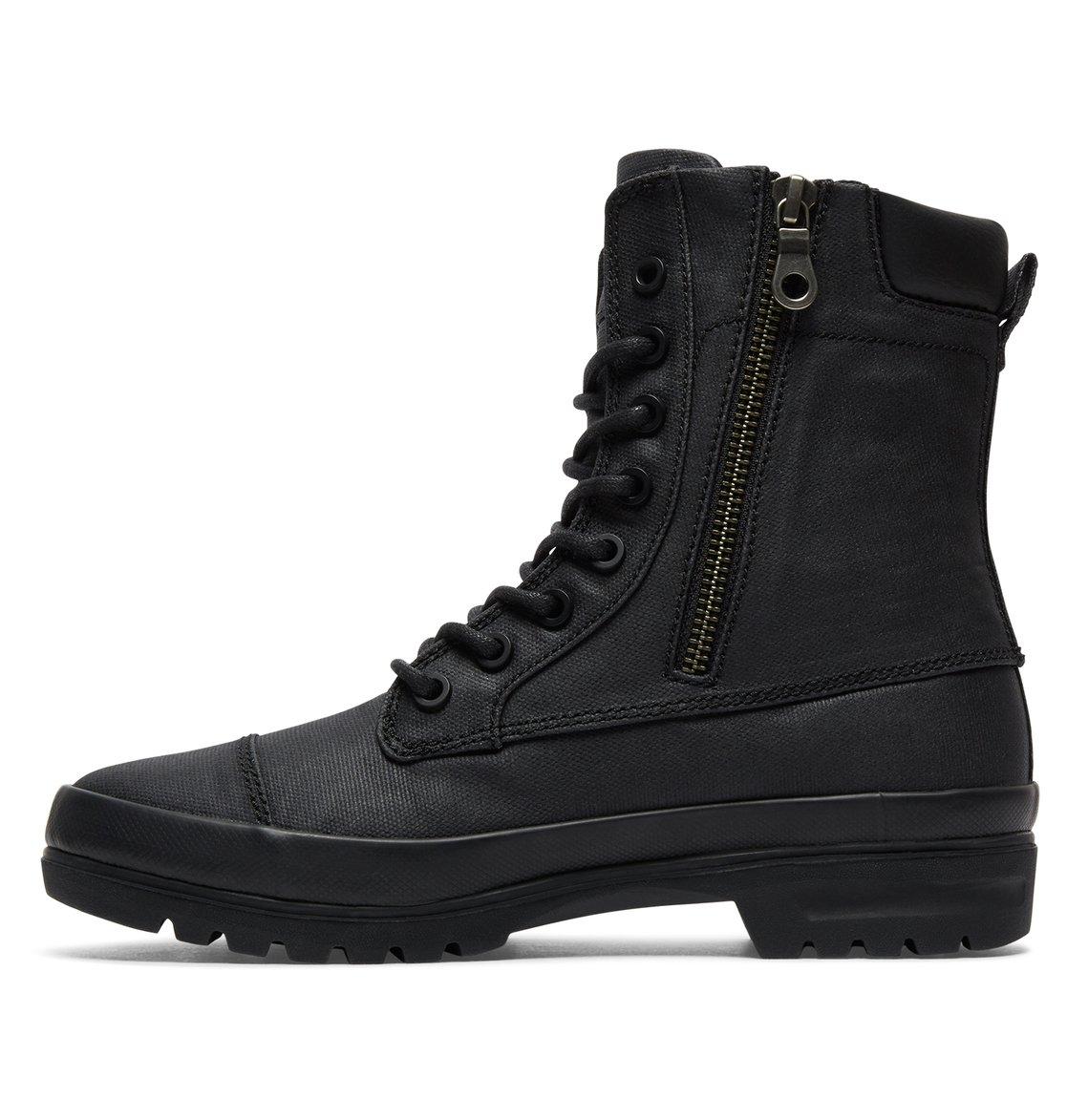 Amnesti TX - Bottes à lacets - Noir - DC Shoes