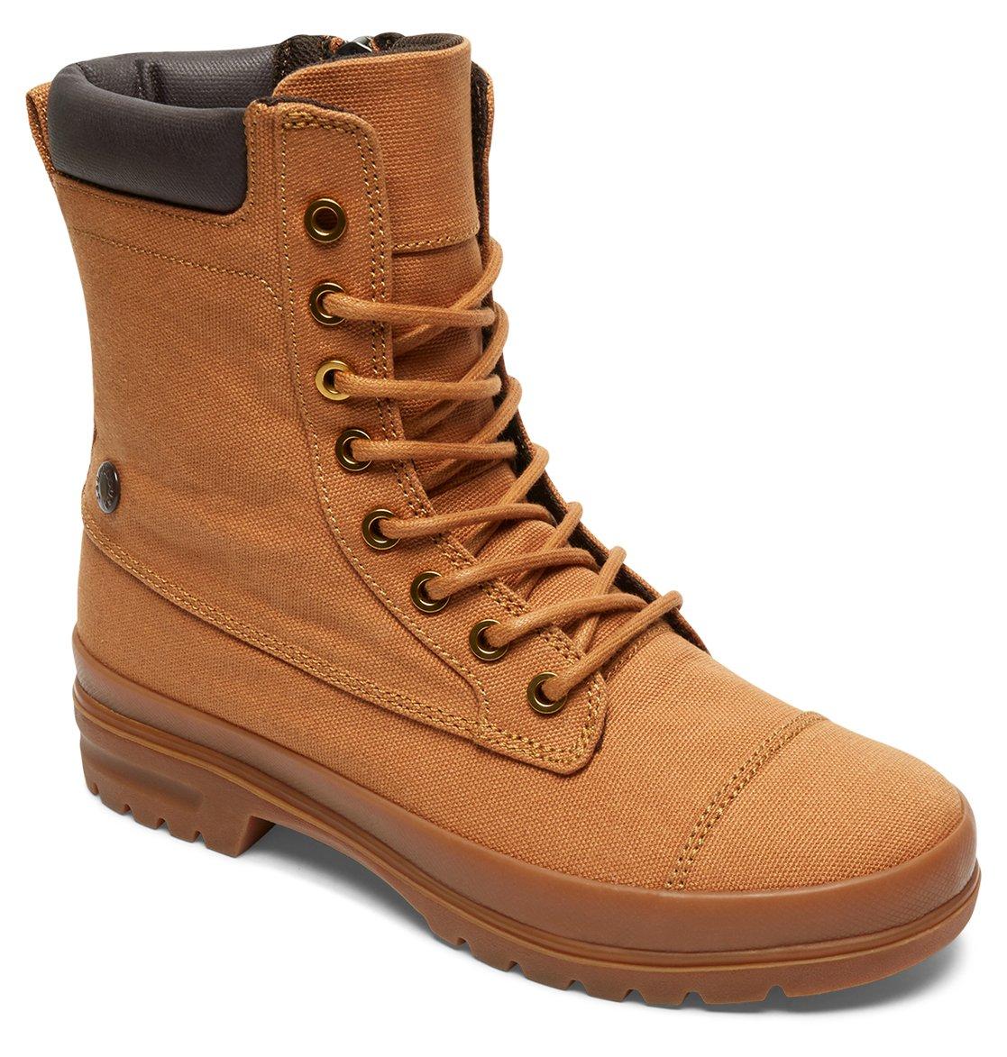 DC Shoes Amnesti TX - Lace-Up Boots - Bottes à lacets - Femme