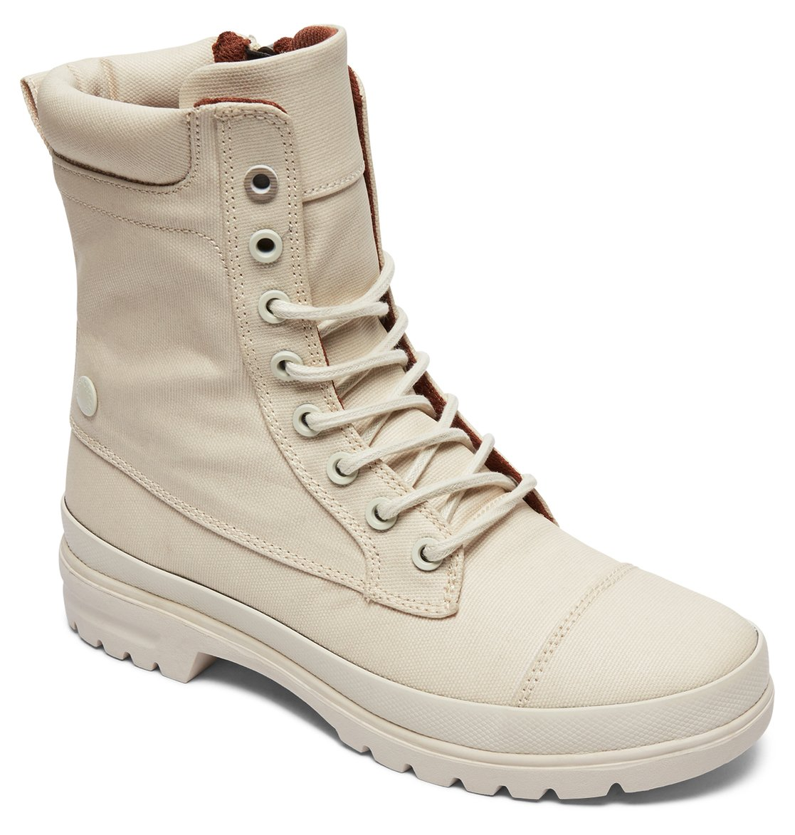 DC Shoes Amnesti TX SE - Boots - Bottes - Femme - US 10 / UK 8 / EU 42 - Blanc