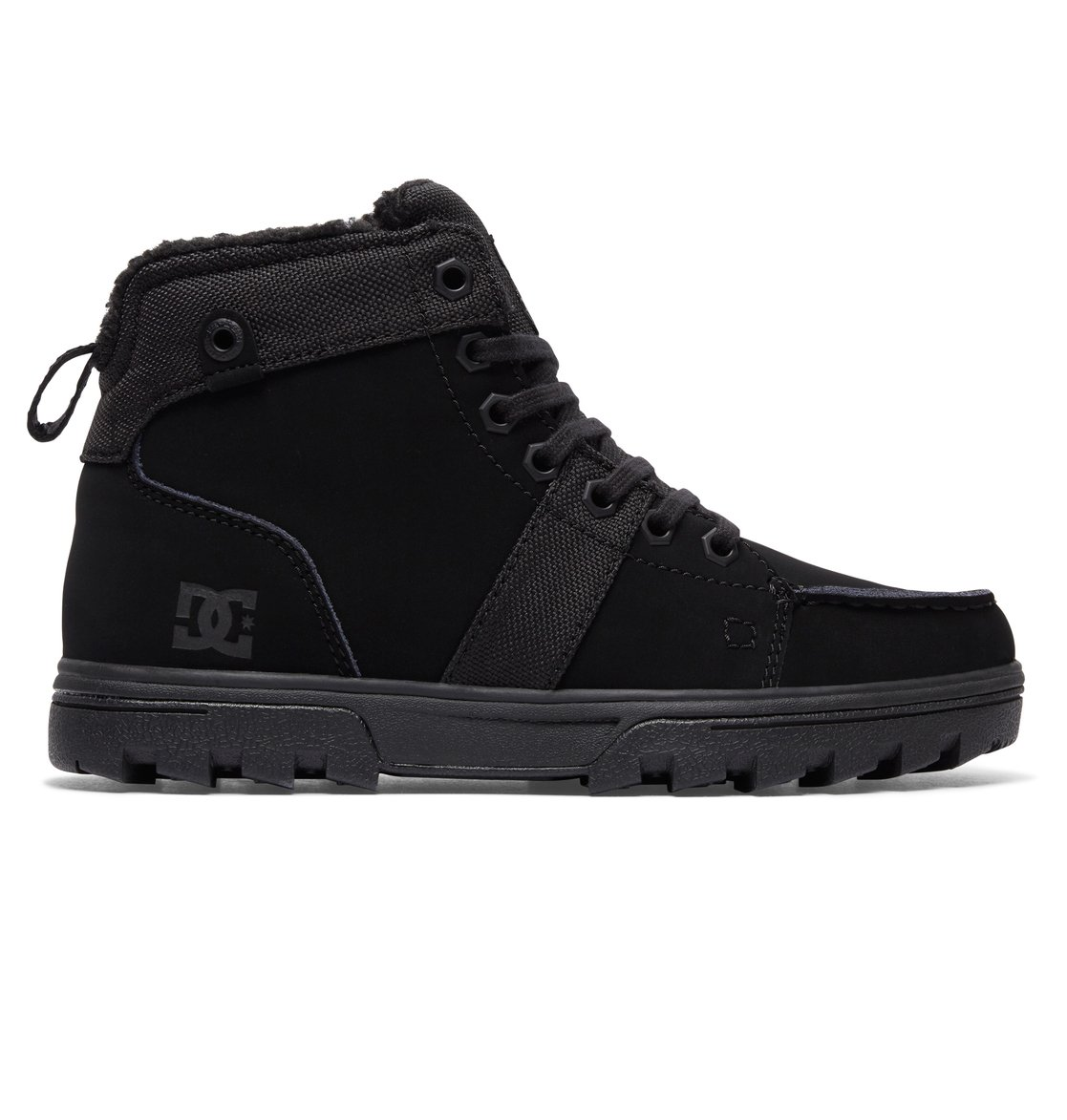 Boots DC shoes Woodland