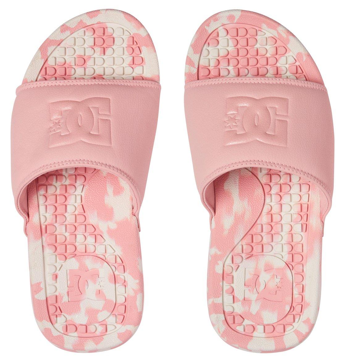 DC Shoes Badeschlappen »Bolsa LE«, orange, Rosewater