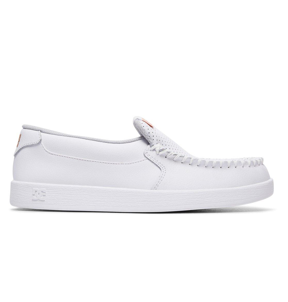 DC Shoes  DC Villain Womens Sports Shoes White
