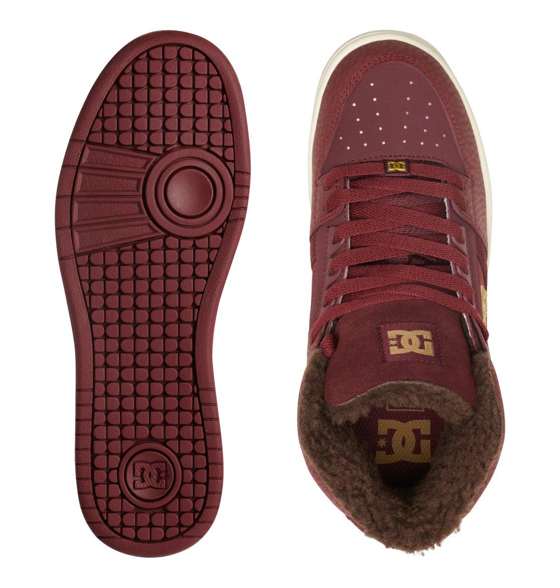 3 Rebound High WNT - Chaussures hautes d hiver pour Femme ADJS100054 DC  Shoes 83c0386e06dc