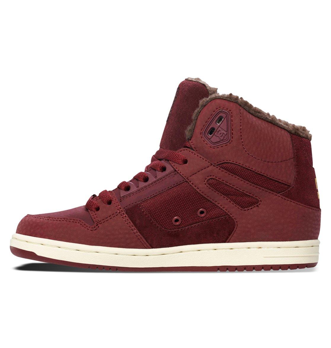 2 Rebound High WNT - Chaussures hautes d hiver pour Femme ADJS100054 DC  Shoes 81a7316655a8