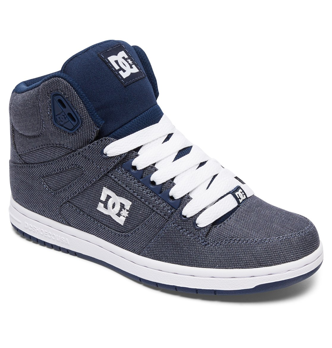 Dc Shoes Women 039 S Rebound High Tx