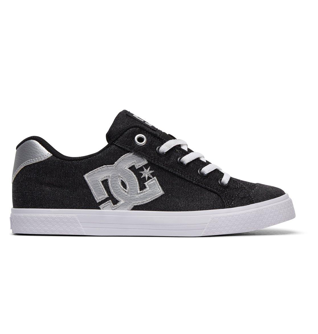 E.Tribeka LE - Chaussures en cuir - Noir - DC Shoes