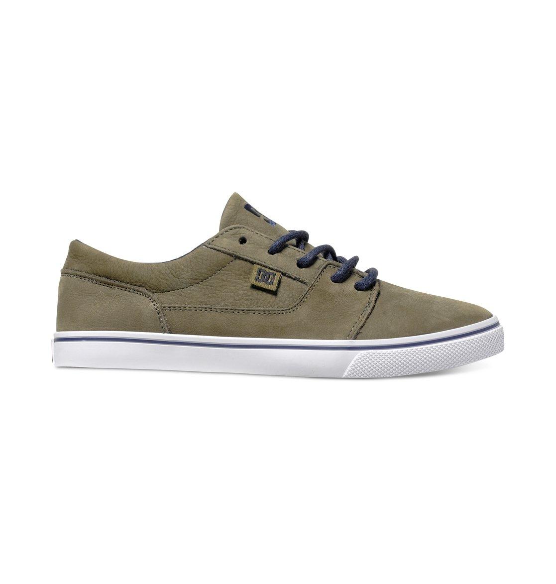 DC Shoes Tonik Shoes - Olive & Black