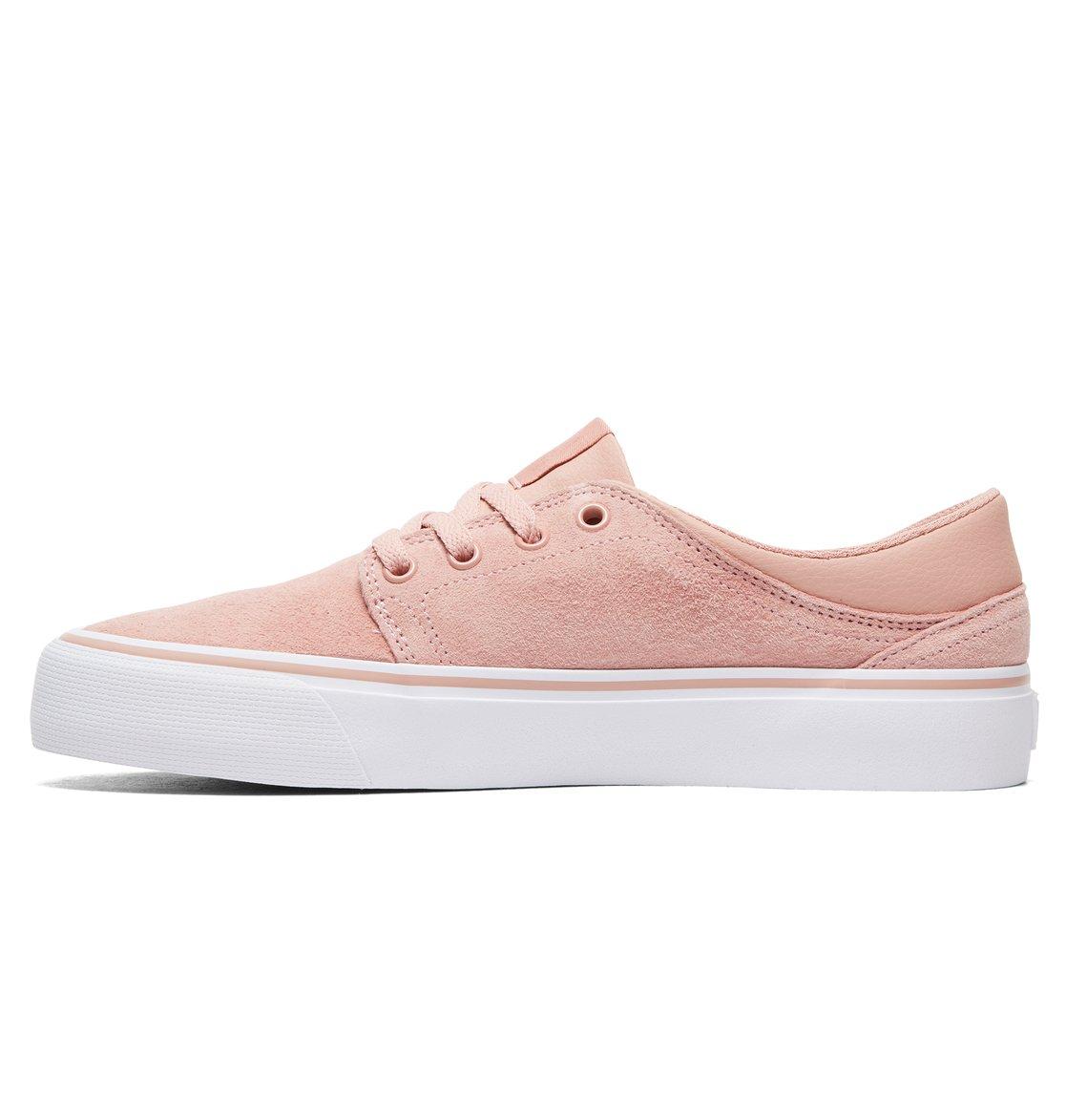 DC Zapatos™ Trase Trase Trase LE - Zapatillas de cuero para Mujer ADJS300145 fc66b2