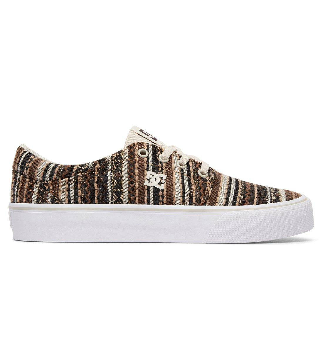 e22824d4139a 0 Trase TX LE - Shoes Brown ADJS300198 DC Shoes