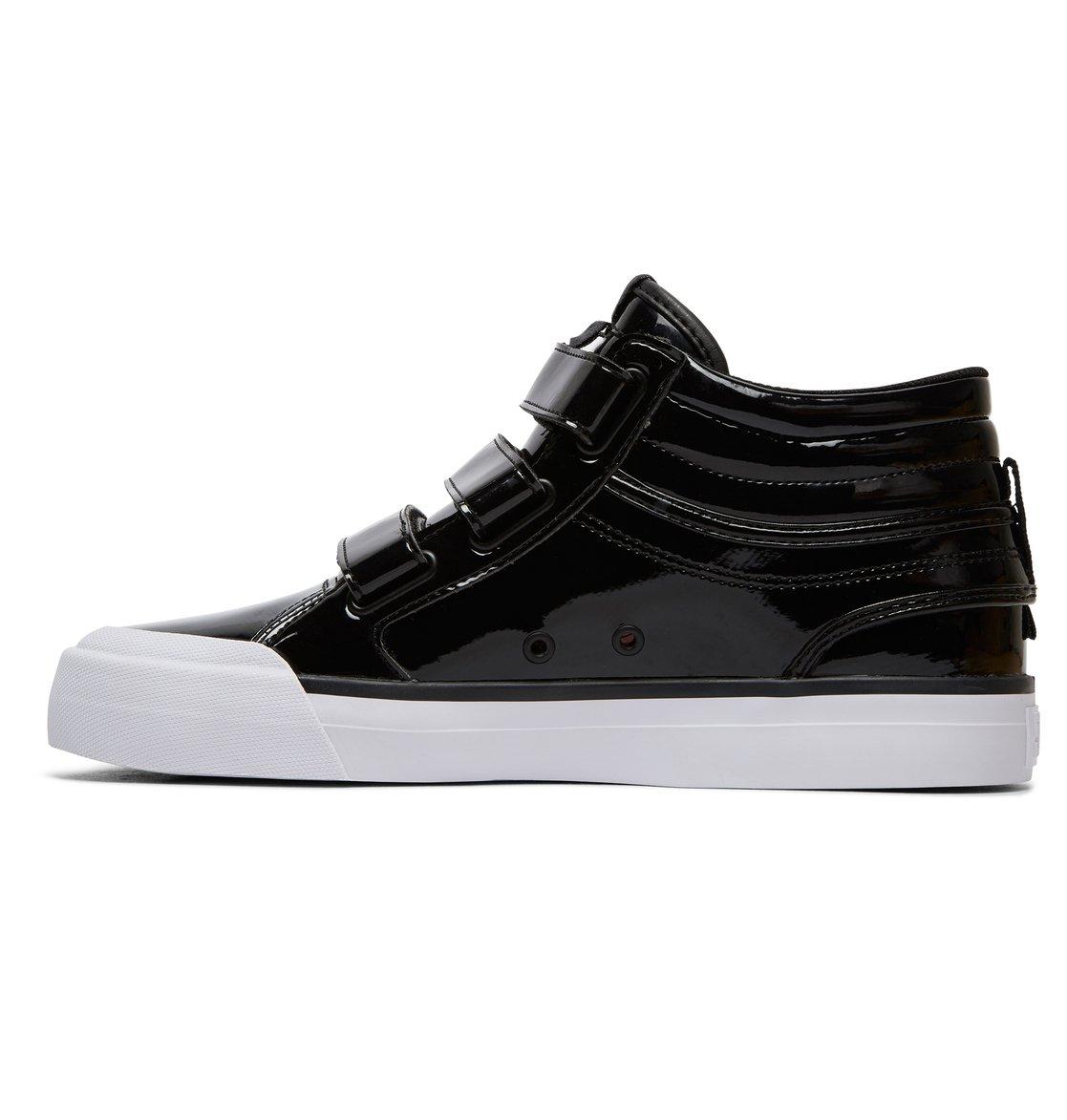 dc shoes Evan Hi - Scarpe alte da Ragazzo - Black - DC Shoes