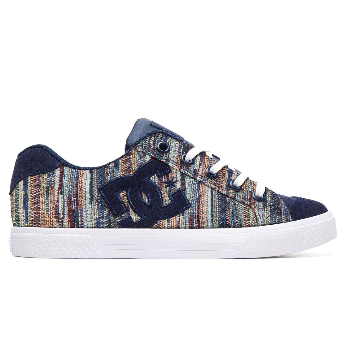 Chelsea TX - Chaussures en cuir - Bleu - DC Shoes