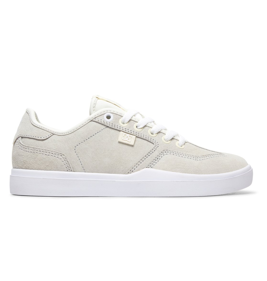 Mujer DC Zapatillas para de Vestrey 0 cuero LE Shoes Blanco ADJS300224 HB6WU