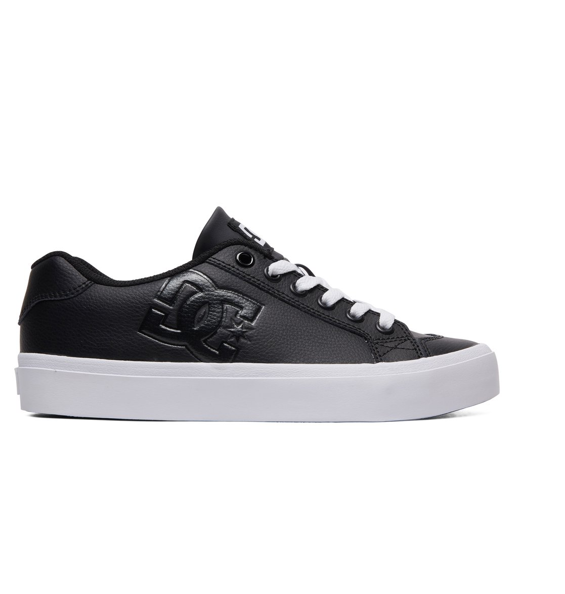 0 Chelsea Plus SE - Zapatillas para Mujer Negro ADJS300231 DC Shoes aee1a047a000